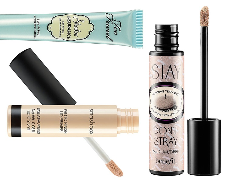 Rank & Style - Best Eyeshadow Primers