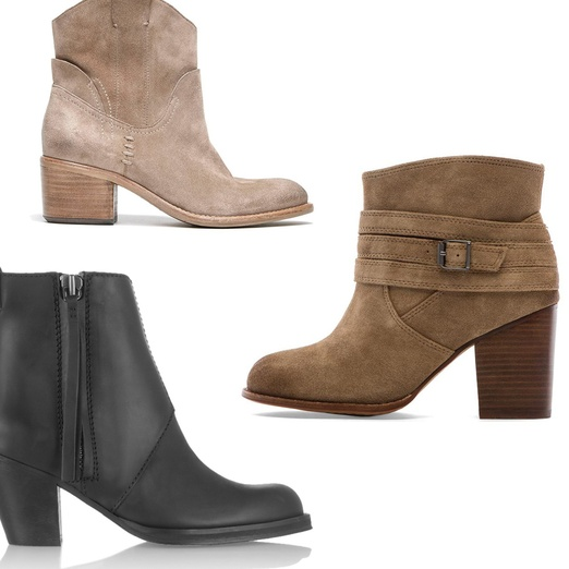 Rank & Style - Best Fall Boot Preview...Shoes to Watch and Want