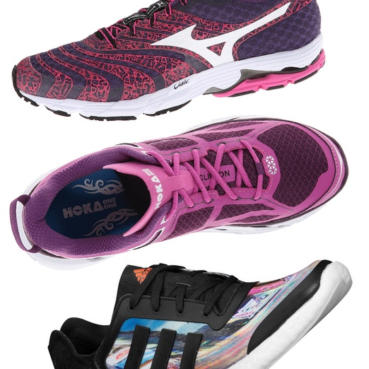 Rank & Style - Best Fall Running Sneakers