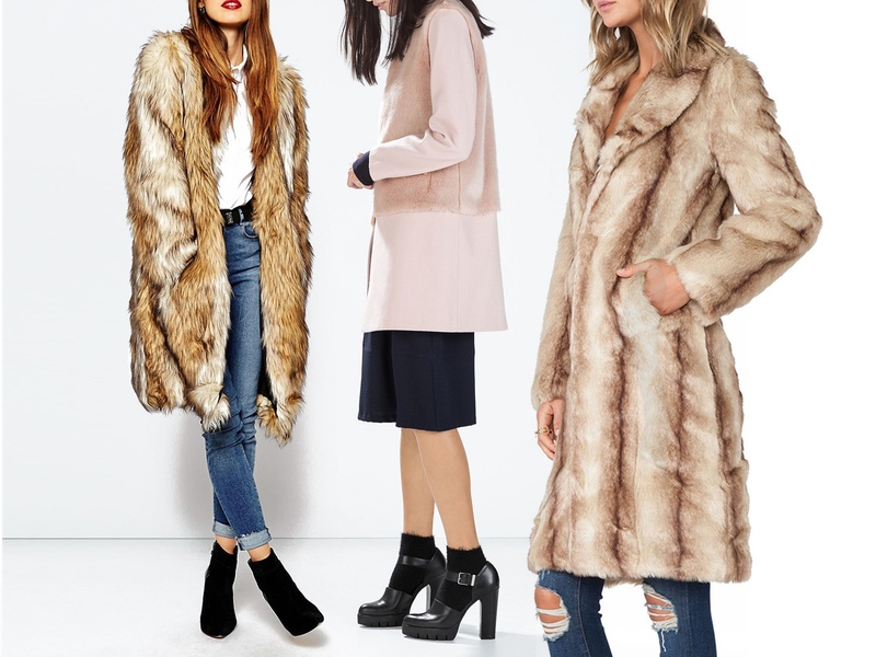 10 Best Faux Fur Coats | Rank & Style