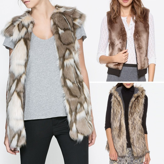 Rank & Style - Best Faux Fur Vests