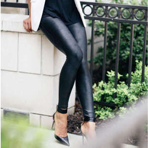 10 Best Faux Leather Leggings