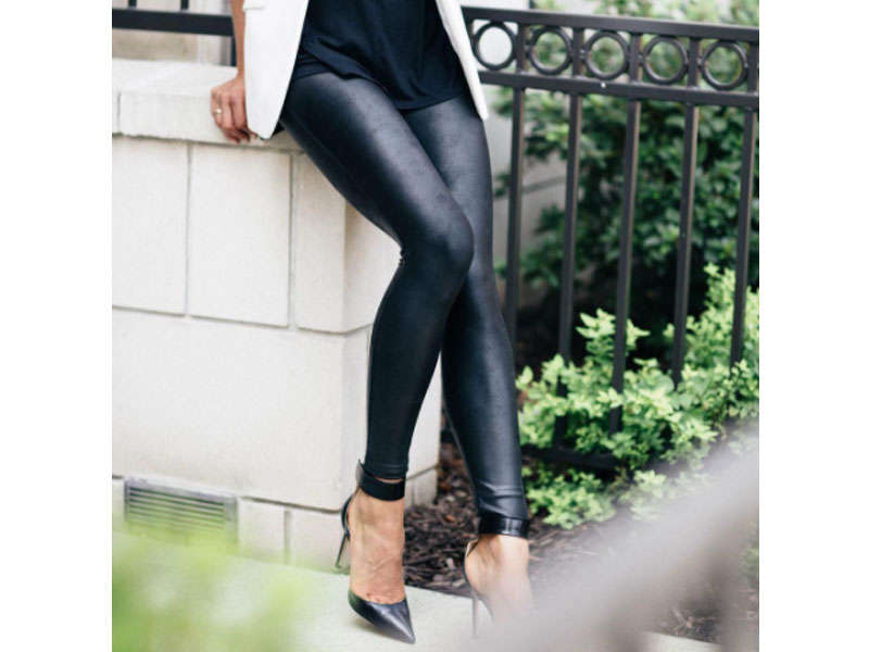 Rank & Style - Best Faux Leather Leggings