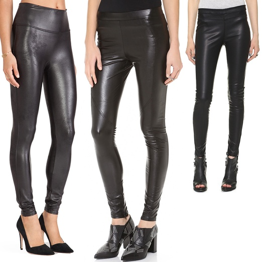 Leggings That Look Like Leather