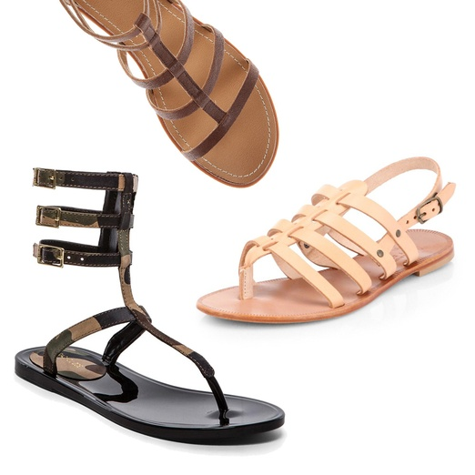 Rank & Style - Best Flat Gladiator Sandals