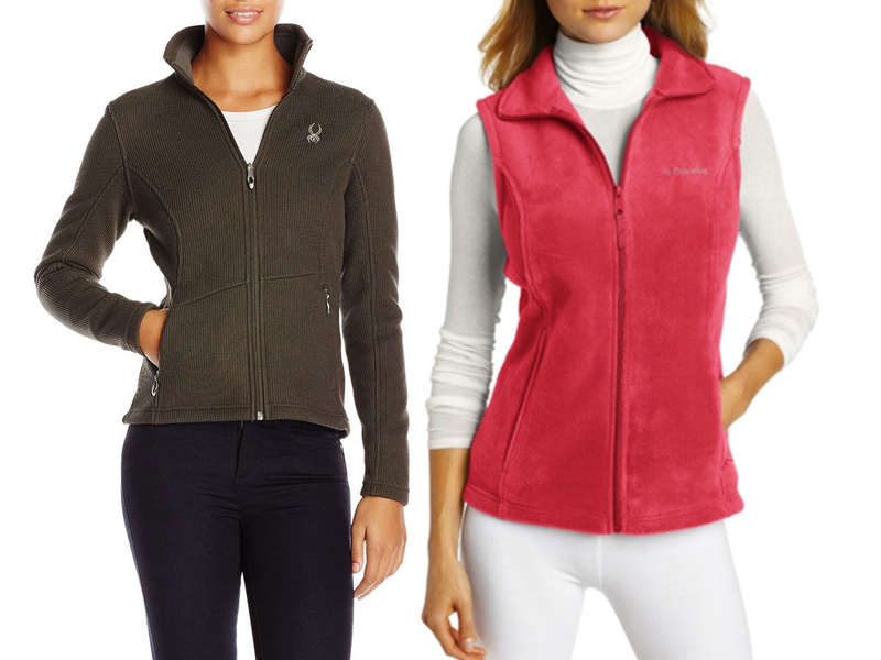 Rank & Style - Best Fleeces & Vests on Amazon
