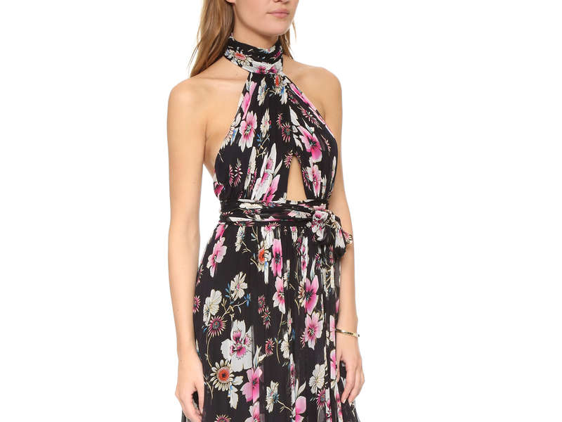 Rank & Style - Best Floral Dresses for Summer
