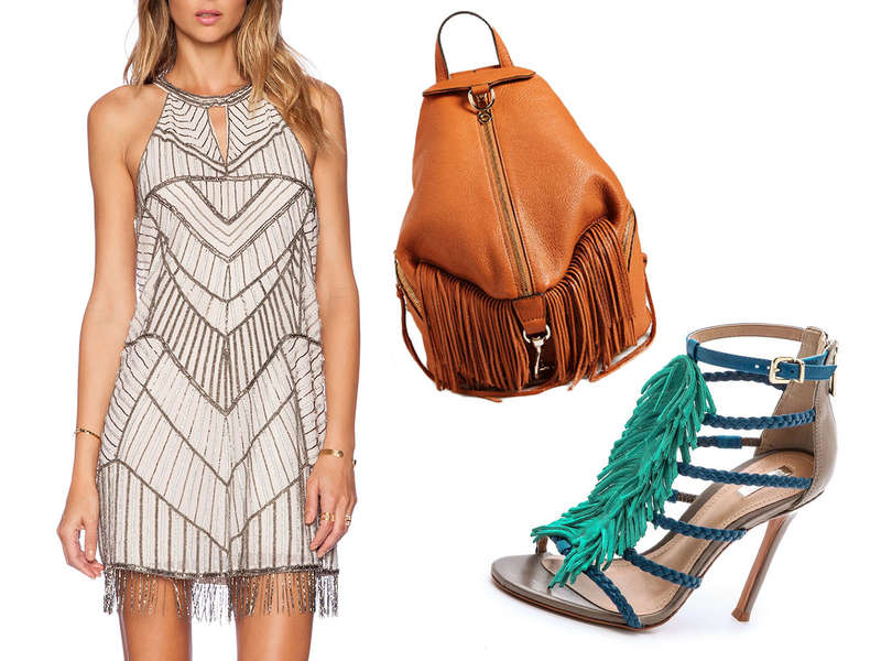Rank & Style - Best The Ten Best In Fringe Fashion
