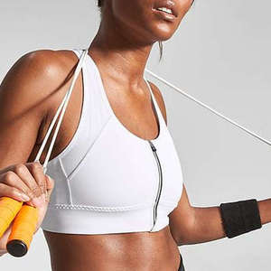 10 Best Front Zip Sports Bras