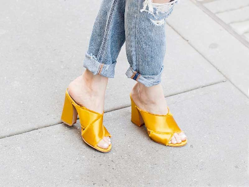Rank & Style - Best Heeled Sandals
