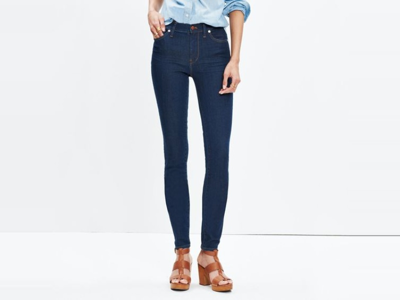 10 Best High Waisted Skinny Jeans | Rank & Style
