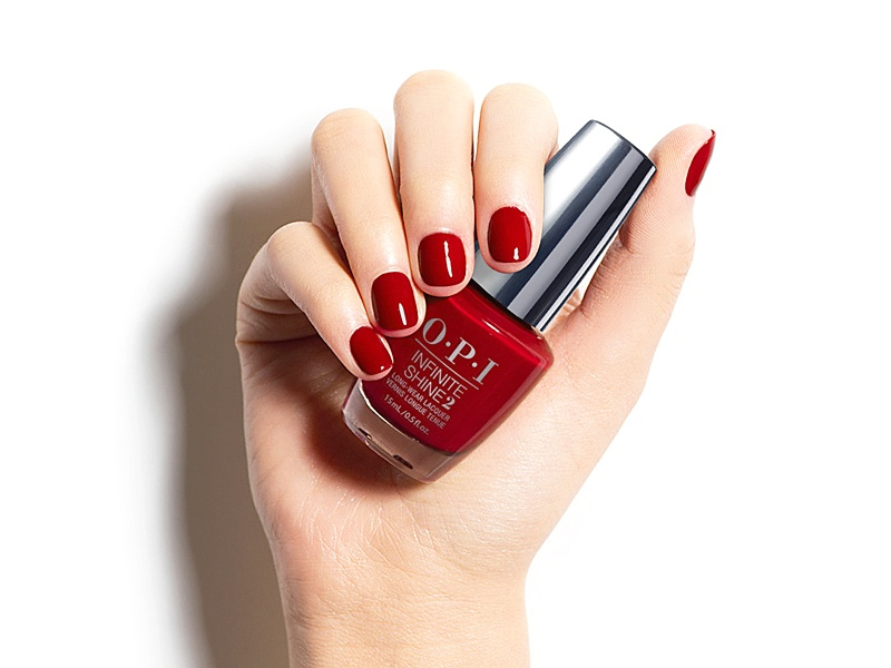 10 Best Holiday Red Nail Polishes