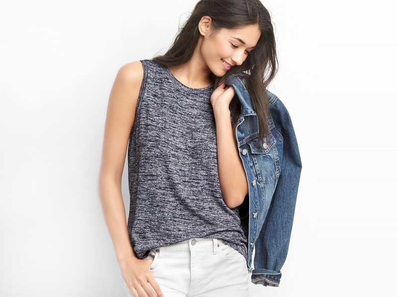 Rank & Style - Best Knit Tank Tops