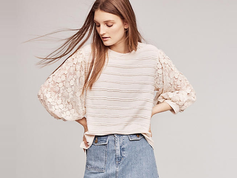 Rank & Style - Best Lace Tops