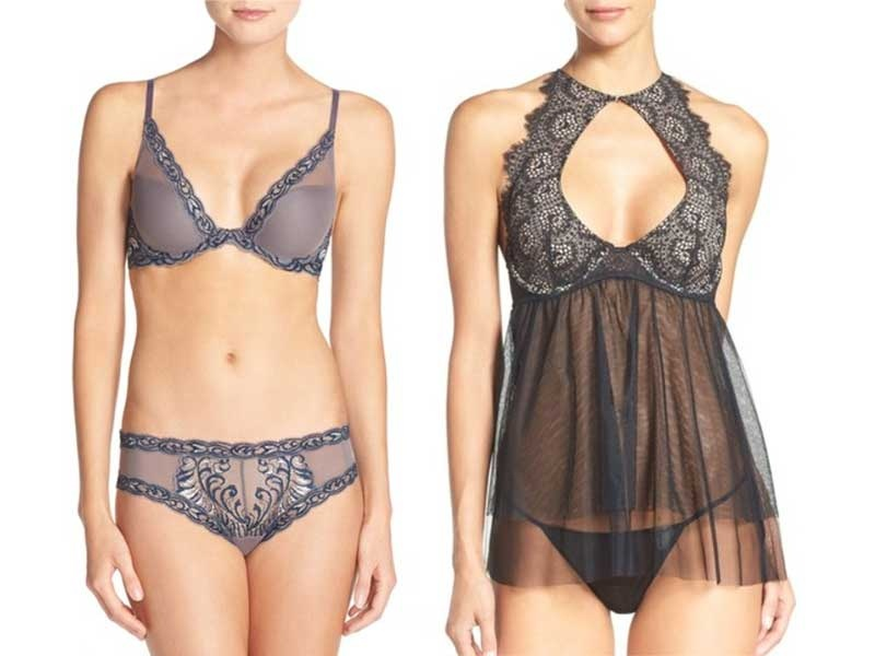 The Ten Best Lingerie Under $100