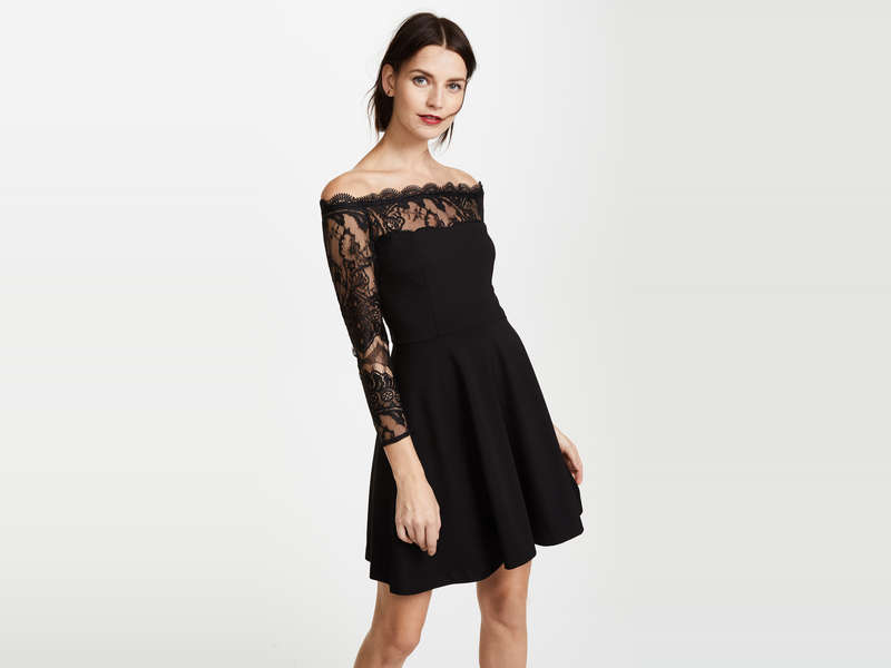Rank & Style - Best Long Sleeve Cocktail Dresses