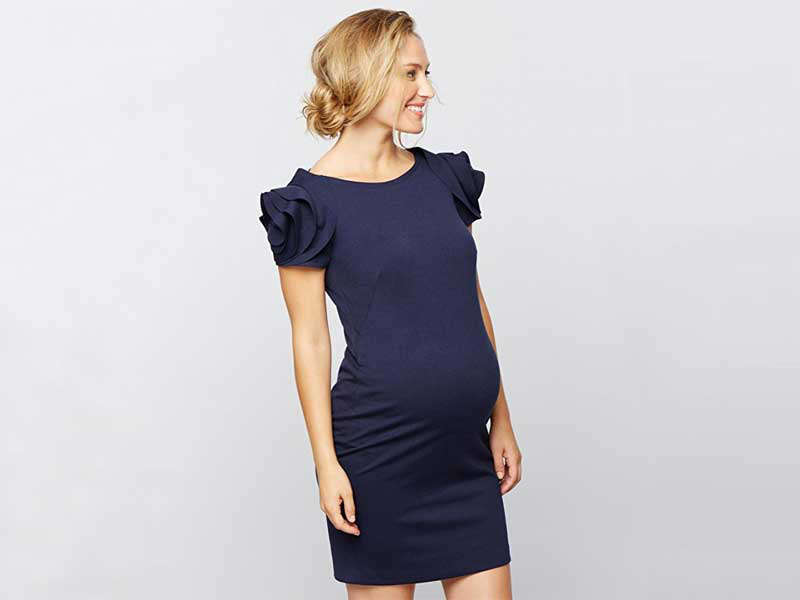 c754a527810 The Best Maternity Dresses For Formal Fêtes