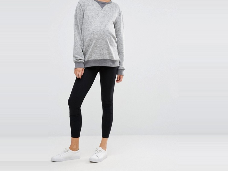 Rank & Style - Best Maternity Leggings