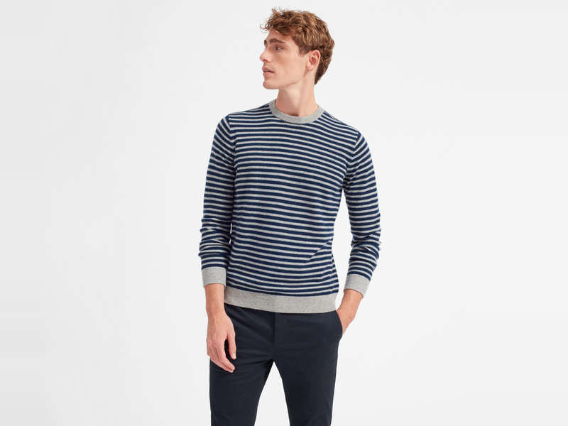 Rank & Style - Best Men's Cashmere Sweaters