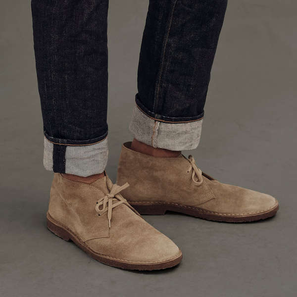 aad9464c52b 10 Best Men's Chukka Boots | Rank & Style