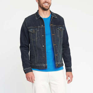 10 Best Men's Denim Jackets