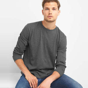 10 Best Men's Long Sleeve Crew Neck T-Shirts