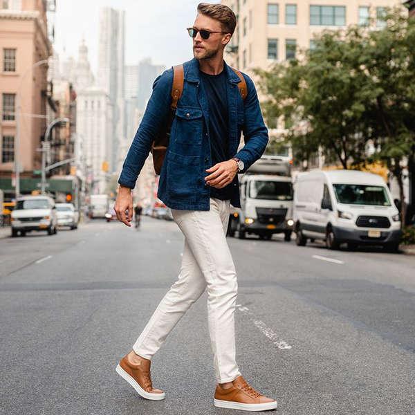 10 Best Men's Office Sneakers | Rank