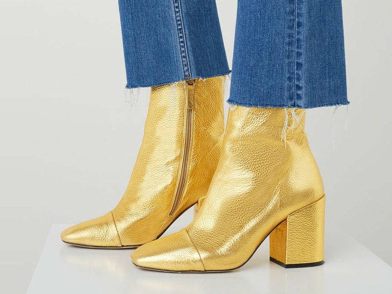 The Ten Best Metallic Shoes Under $150