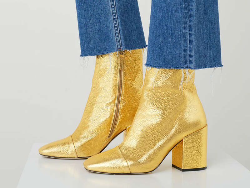 Rank & Style - Best Metallic Shoes Under $150
