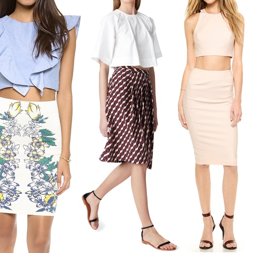 Rank & Style - Best Midsummer Crop Tops