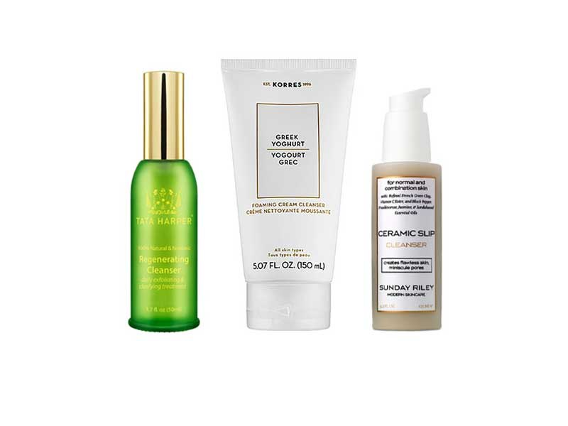 Rank & Style - Best Natural Face Cleansers