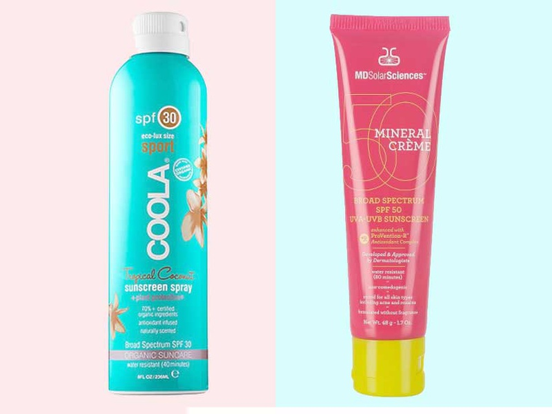 Rank & Style - Best Natural Sunscreens