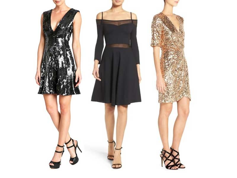 10 best little black dresses rank style for New year party dresses
