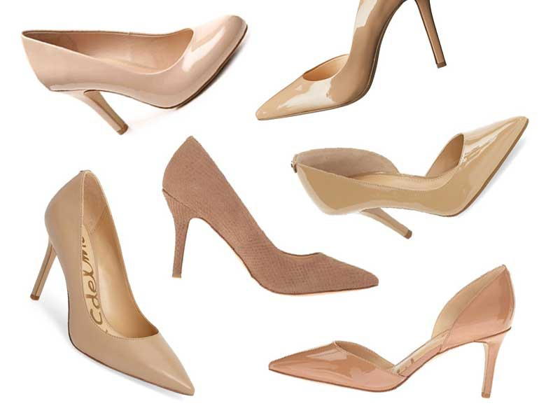 Rank & Style - Best Nude Pumps
