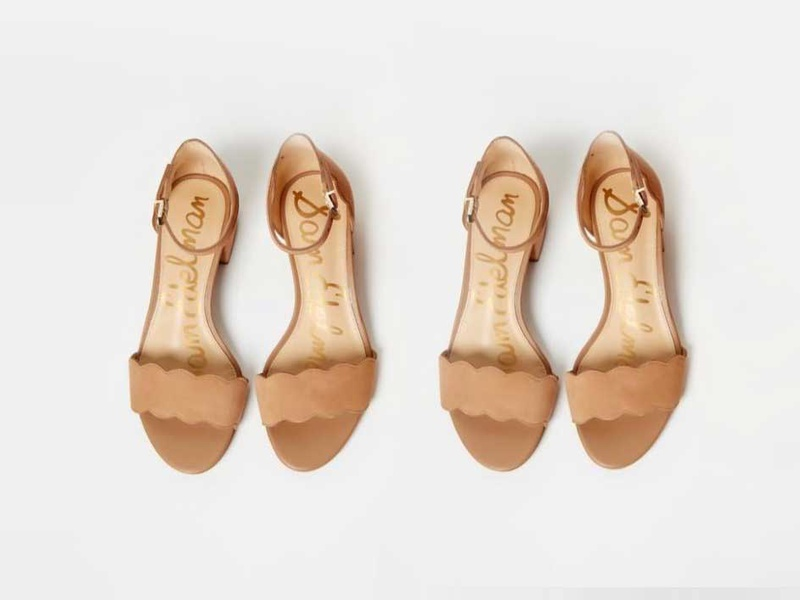 Rank & Style - Best Nude Sandals