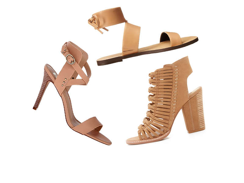 Rank & Style - Best Nude Shoes For Summer