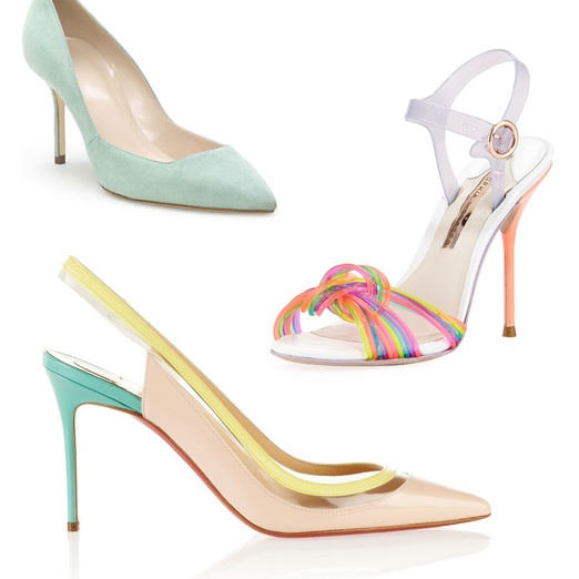 Rank & Style - Best Pastel Shoes