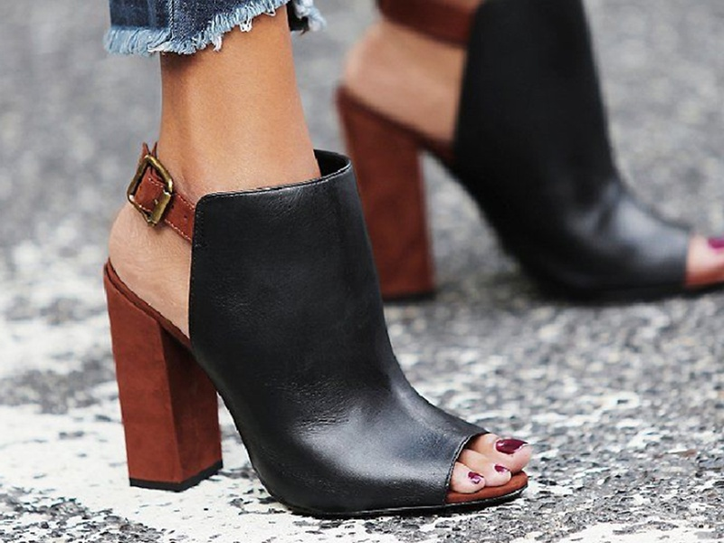 Rank & Style - Best Peep Toe Booties