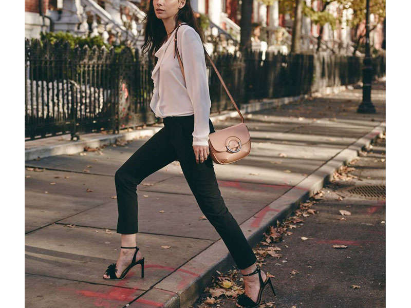 Rank & Style - Best Petite Black Work Pants