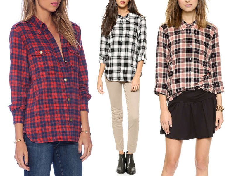 Rank & Style - Best Plaid Button Downs
