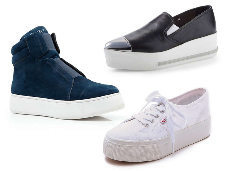 Rank & Style - Best Platform Sneakers
