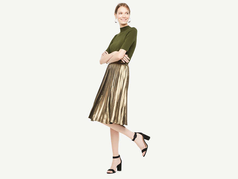 Rank & Style - Best Pleated Skirts
