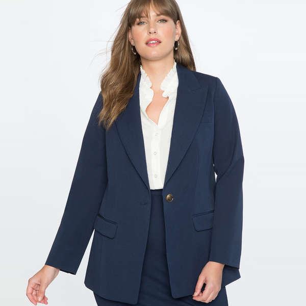 10 Best Plus Size Blazers