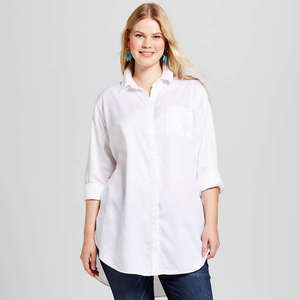 10 Best Plus Size Button-Down Shirts