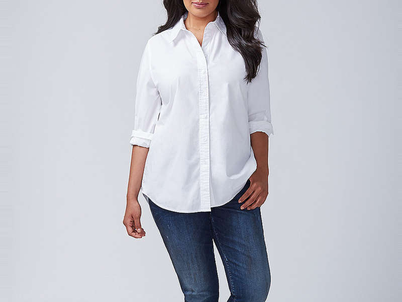 10 Best Plus Size Button Down Shirts Rank Style