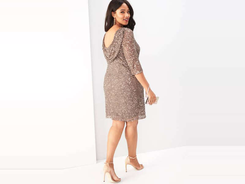 Rank & Style - Best Plus Size Party Dresses