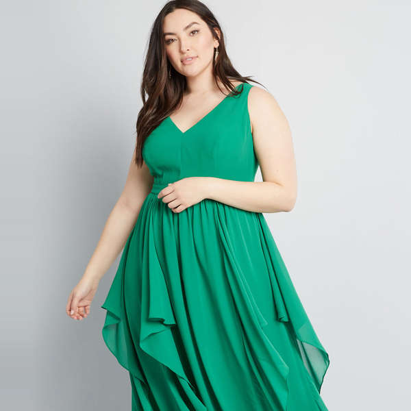 10 Best Plus Size Prom Dresses | Rank & Style