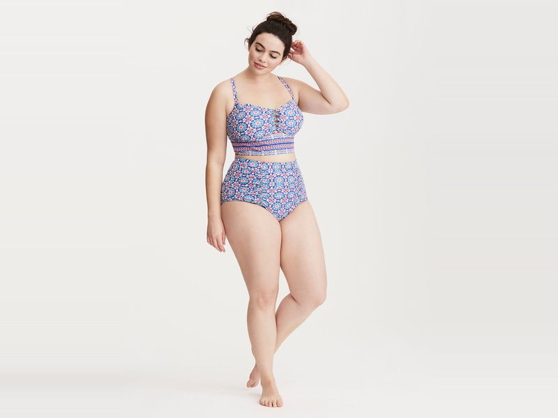 Rank & Style - Best Plus Size Swimsuits