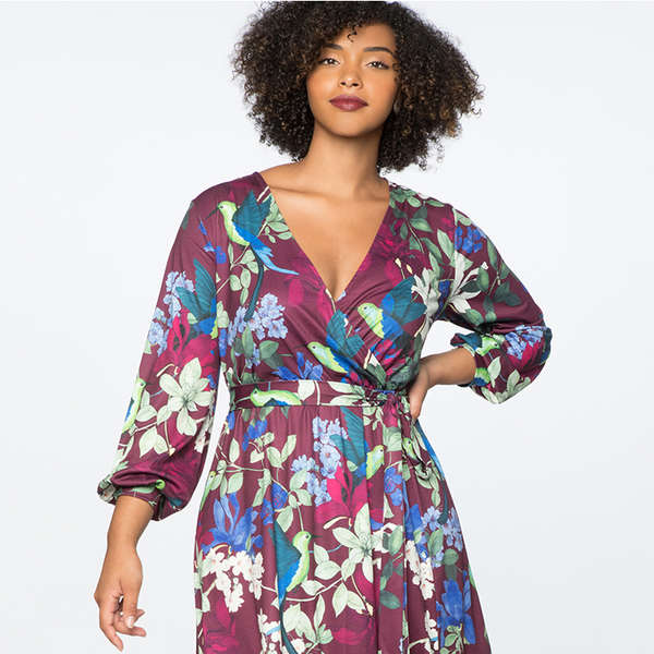 10 Best Plus Size Wrap Dresses | Rank & Style