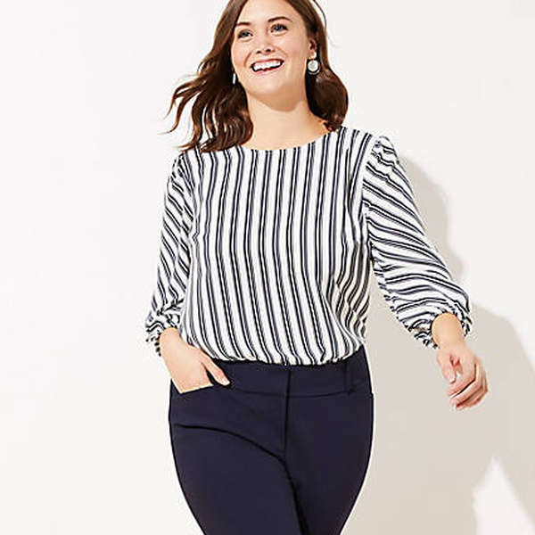 10 Best Plus Size Wear To Work Pants | Rank & Style